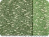 Summer knit, bouclé touch, lurex, green, 150cm,