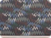 Jersey, geometrical pattern, multicolour145cm