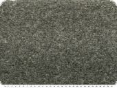Boiled wool- knitware,  grey, wool blend, 145cm
