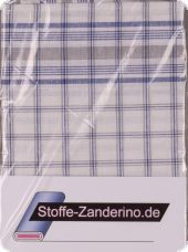 Checked dishcloth, 50x70cm, 3 pieces