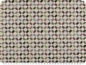 Jacquard deco fabric, small  rectangles, 140cm